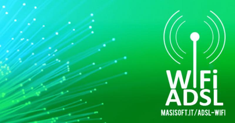 Business internet ADSL wifi  - Lazio Umbria e Toscana