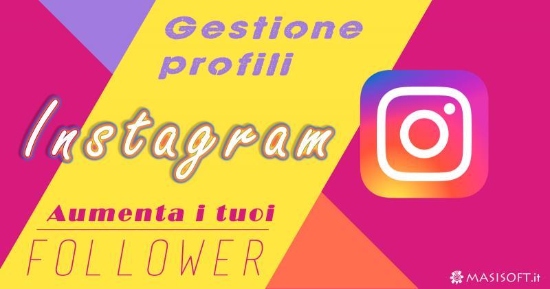 Gestione Profili Instagram
