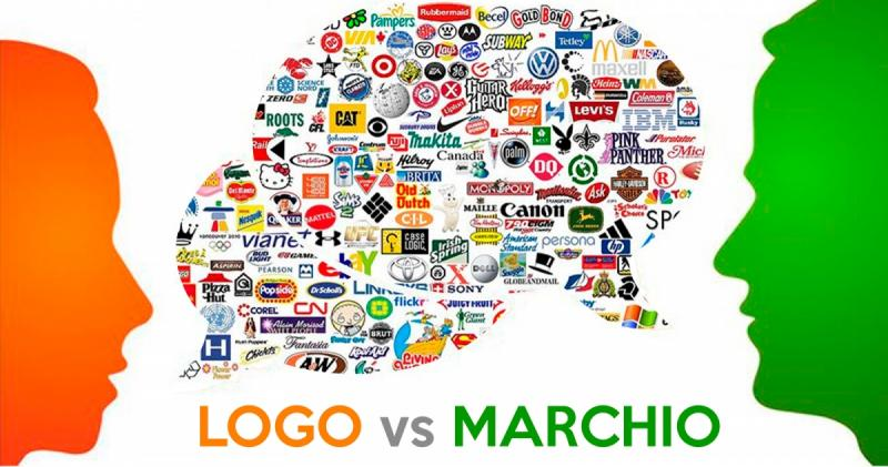 Differenze tra logo e marchio - Visual by Masisoft