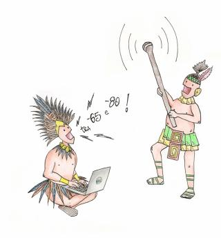 Connessione internet ADSL wireless  senza fili offerte | MasiSoft