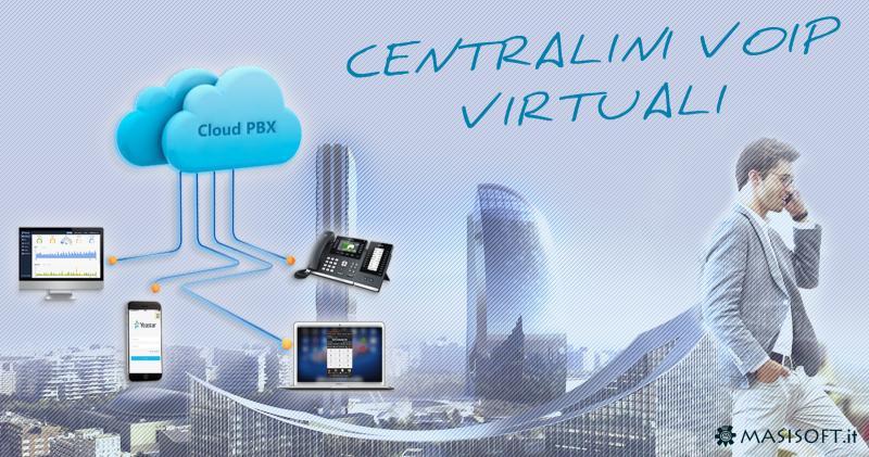 Centralini Telefonici Virtuali - vPBX