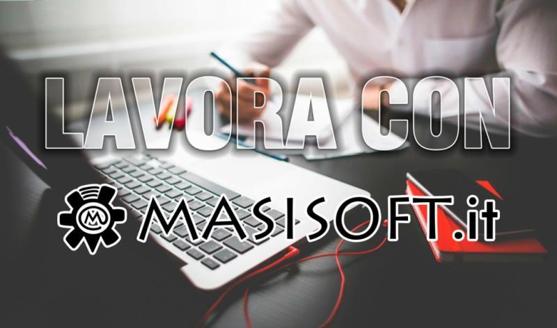 Masisoft è un'organizzazione in continuo movimento si arricchisce di valori e contribuisce a crearne di nuovi