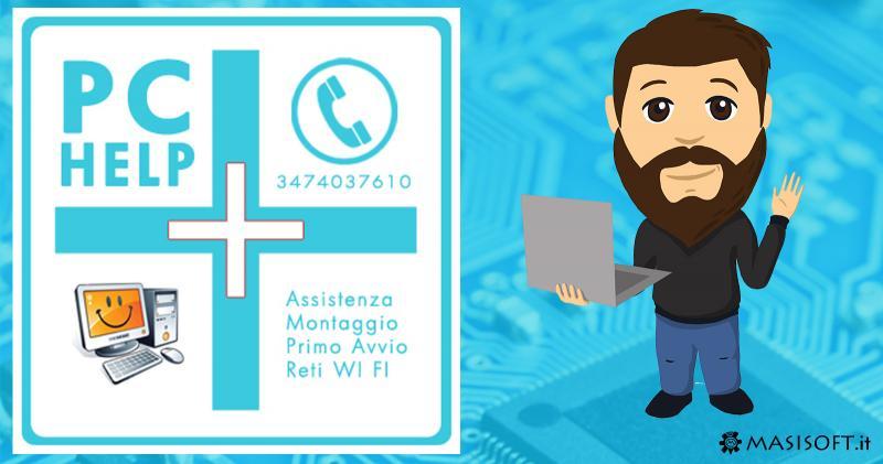 riparazione pc assistenza remota installazione wi fi