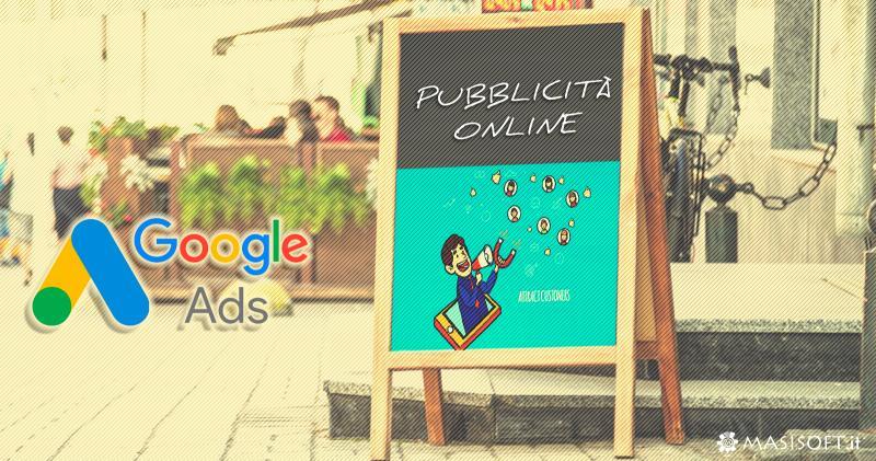 Pubblicità online: campagne sponsorizzate PPC