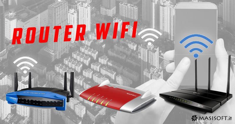 Guida alla scelta del router wifi per abitazioni e piccole aziende