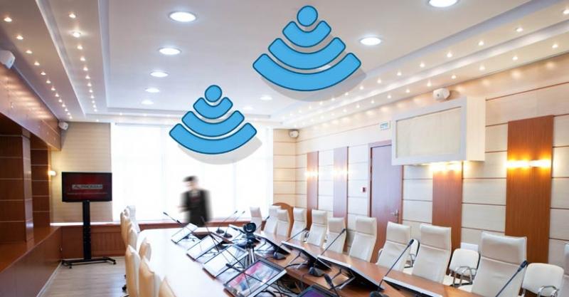 Wireless access point per sale convegni, hotel, ristoranti e ambienti domestici