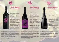 Servizio fotografico e grafica pubblicitaria per aperitivo promozionale - Mika Winery