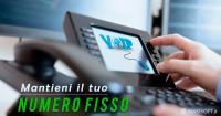 Telefonia VOIP: offerte per servizio voce con numerazione geografica per aziende e privati