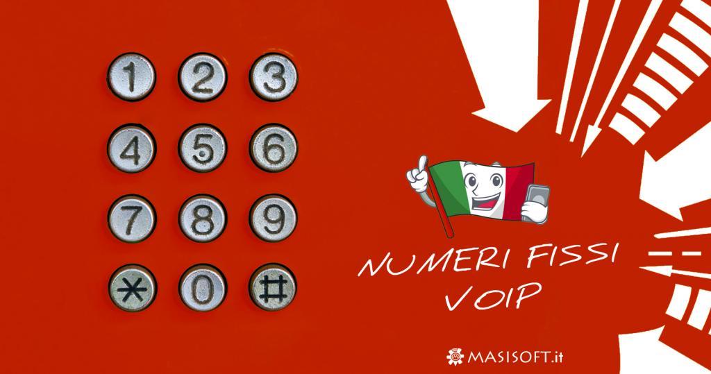 Numerazione Geografica VoIP
